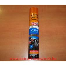 Műszerfal ápoló spray Moje friss illat 750 ml