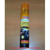 Műszerfal ápoló spray Moje vanília 750 ml