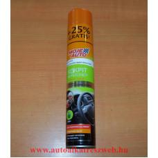 Műszerfal ápoló spray Moje zöld alma 750 ml