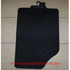 Autószőnyeg gumi univerzális 4 db-os garnitura