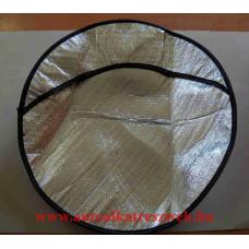 Napvédő kormányra alu ezüst 44 cm