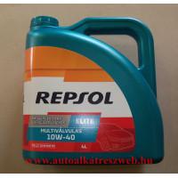 Repsol Multivalvulas 10w-40 full synthetic motorolaj