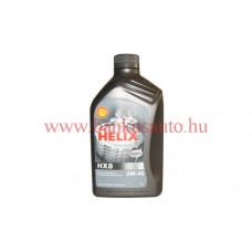 Shell helix HX8 5w-40 motorolaj 1 literes