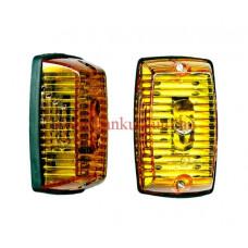 Helyzetjelző lámpa sárga